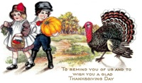 A Glad Thanksgiving Day