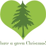 Have A Green Christmas!