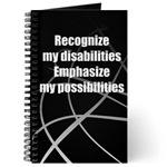 Disability Awareness Notebooks / Journals