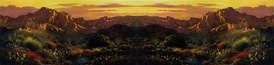 Arizona Desert canvas-2a