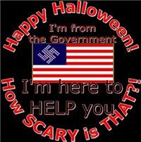 Halloween Helper Men's Clothing