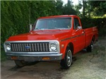 1971 ##### Truck front view