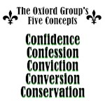 Oxford Group's Five Concepts