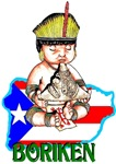NEW!!! TAINO BABY BORIKEN