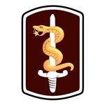 30th MedCom patch