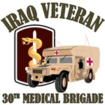 30th Medcom - Iraq Veteran