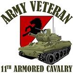Army Veteran t-shirts, hats, mugs and gift items