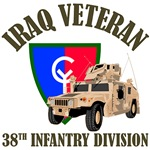 Iraq Veteran - 38th ID