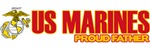 T-shirts, hats, mugs, stickers and gift items for USMC Family Pride