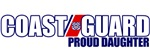 T-shirts, hats, mugs, stickers and gift items for USCG Family Pride