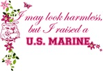 T-shirts, hats, mugs, stickers and gift items for the Marine Mother
