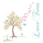 Love Trees designer tees