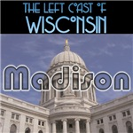 Madison Wisconsin left coast