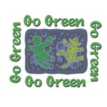 Go Green, Be eco friendly!