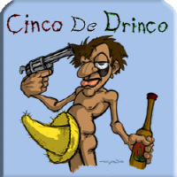 Cinco de Drinko