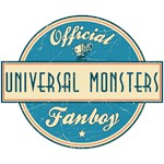 Official Universal Monsters Fanboy