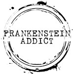 Frankenstein Addict Stamp