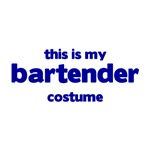 this is my bartender costume