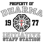 Property of Dharma Initiative - Staff Station