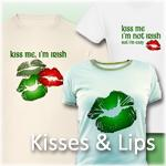 Irish Kisses & Lips