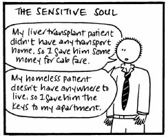 The Sensitive Soul