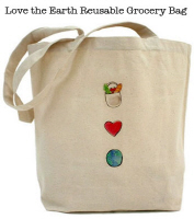 Reusable Grocery Bag (1 Design)