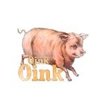 Vintage Oink Piggy