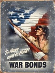 To Have & To Hold War Bonds