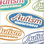 <b>Autism Awareness Oval</b>
