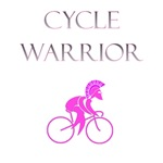 Cycling Warrior - Pink