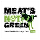 Meat's Not Green
