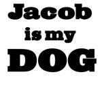 Jacob is my DOG