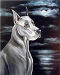 Great Dane Moonlight Sonata (Blue)