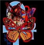 Ankh Butterfly