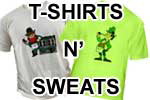 Irish Shirts n' Sweats