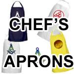 Chef and BBQ Aprons