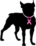 Boston Terrier Breast Cancer Support