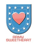 Army Sweetheart T-Shirts & Gifts