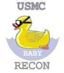 USMC Baby RECON T-Shirts & Gifts