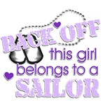 Back off! Sailor