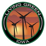 Living Green Iowa Wind Power