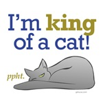 I'm king of a cat!