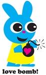Love Bomb Bunny