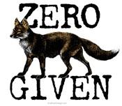 Zero (Fox) Given