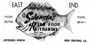 Swanson's Seafood