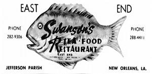 Swanson's Seafood