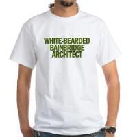 WHITE-BEARDED BAINBRIDGE ARCHITECT
