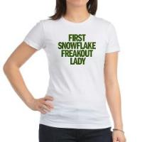 FIRST SNOWFLAKE FREAKOUT LADY