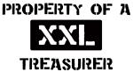 Property of: Treasurer