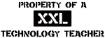Property of: Technology Teacher
